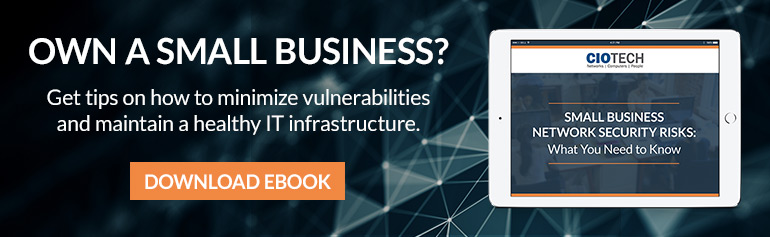 small business network security eBook